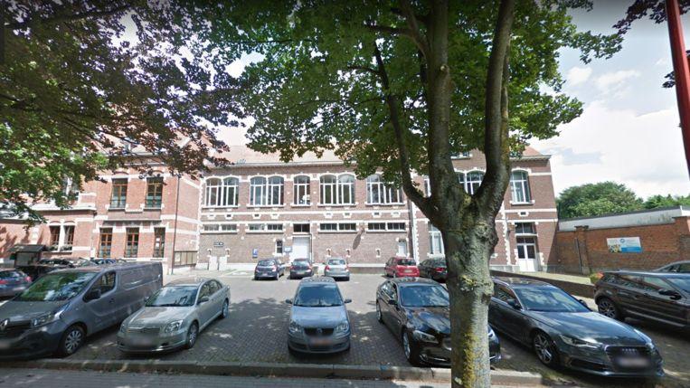 Jeugdbeweging KSA zit nu nog in de voormalige gemeenteschool in de Prinsenstraat.