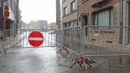 Nieuwstraat in Asse voor onbepaalde tijd afgesloten: vrees voor instorting wegdek