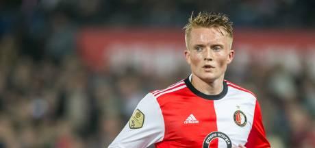 Sam Larsson maakt tegen ADO rentree bij Feyenoord