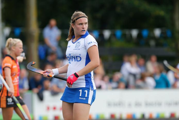 Michelle Fillet speelt komend seizoen bij Amsterdam in de top van de hoofdklasse.