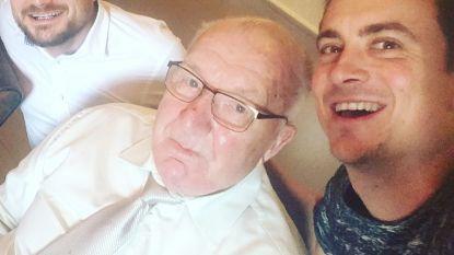 """Grootvader Niels Destadsbader overleden: """"Rust zacht, grote held"""""""