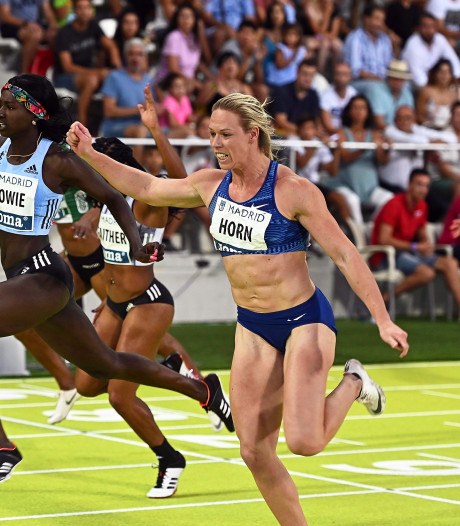 Zuid-Afrikaanse atlete voorlopig geschorst na positieve test