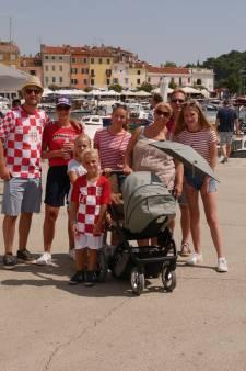 Brabantse toeristen genieten van WK-finale in Kroatië: 'Uniek om mee te maken'