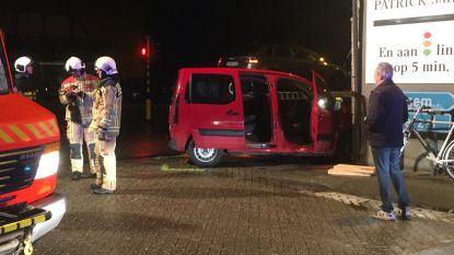 Auto botst al voor vierde keer tegen gevel van woning