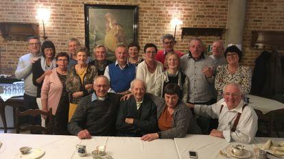Eierboer Gerard (93) viert verjaardag met familie