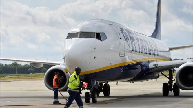Onderzoek naar 'noodlandingen' Ryanair