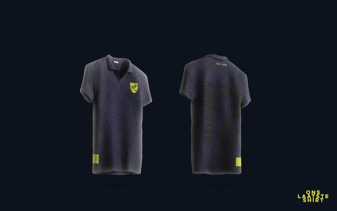 Het allerlaatste, interactieve shirt van MULO