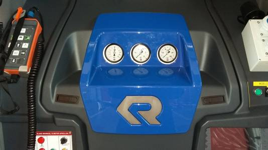 Ook nieuw: de digitale bluswaterpompen.