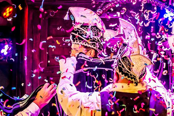 De nieuwe prins carnaval van Raamsdonksveer.