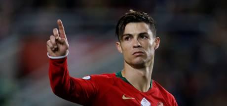 Herstelde Ronaldo jaagt op 100ste goal in Zweden