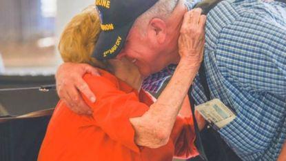 Een week goed nieuws: na 67 jaar ontmoet deze vrouw eindelijk haar zoon en andere verhalen die je blij maken