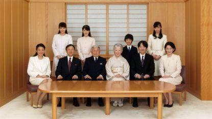 Slinkende keizersfamilie is groot probleem voor Japan