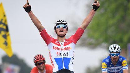 """Ex-winnaars over kansen Van der Poel in Amstel Gold Race: """"Mathieu moet gewoon winnen"""""""