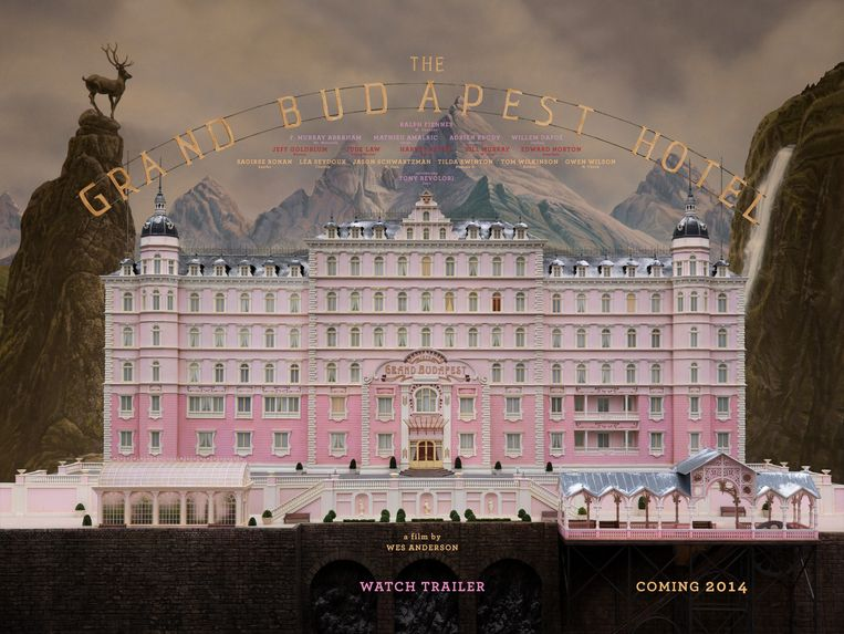 null Beeld The Grand Budapest Hotel