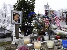 """La tombe de Maëlys attire les voleurs: """"Rendez-moi la statue de ma fille"""""""