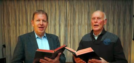 Schola Cantorum-zangers van 't eerste uur