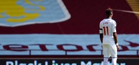 """Les insultes racistes d'un gamin de 12 ans à Wilfried Zaha: """"Les choses doivent changer"""""""