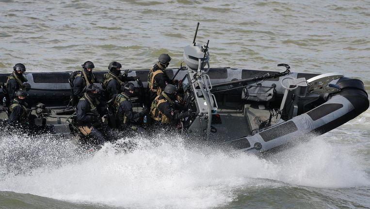 Port Defender 2018 duurt vier dagen Beeld anp