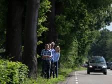 Op de bres voor behoud eiken aan Luikerweg in Valkenswaard