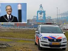 In de oorlog tegen drugs moet van de Rotterdamse burgemeester Ahmed Aboutaleb de privacy wijken