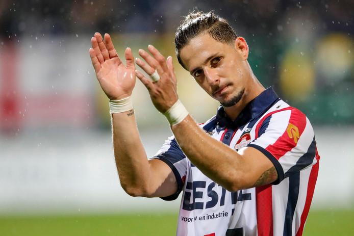 Fran Sol dreigt deze winter te vertrekken bij Willem II.