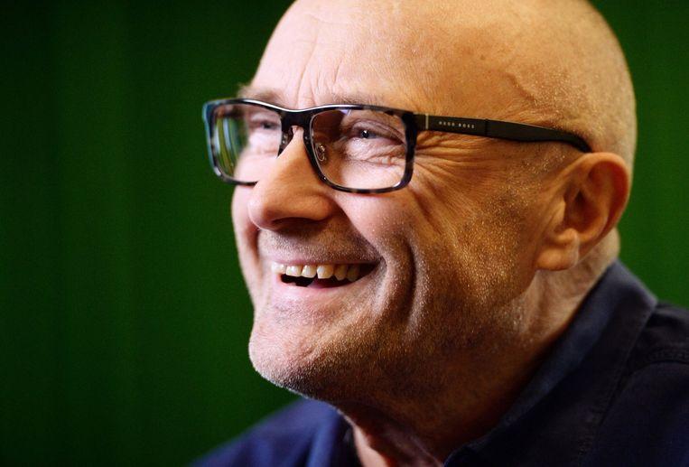 Phil Collins. Beeld epa