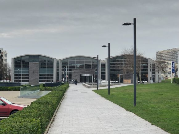 Bibliotheek Kris Lambert in Oostende