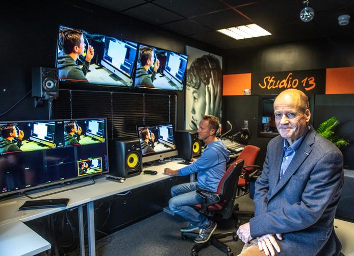 Docent Wim Hilberdink, is landelijk betrokken bij het beleid over de omgang met (digitale) media.