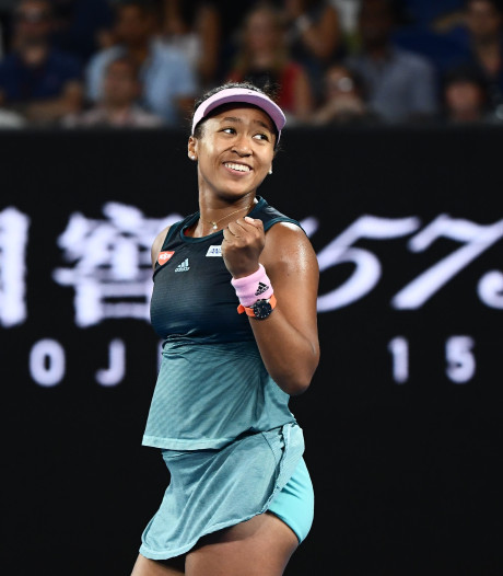 US Open-winnares Osaka ook finaliste in Melbourne