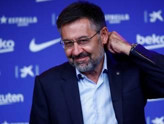 """Barcelona-voorzitter nóg meer in de problemen? """"Bartomeu beschuldigd van corruptie"""""""