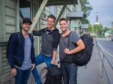 Nick, Simon en Kees Tol pakken opnieuw de koffers