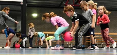 Gratis sporten voor baby's in Neder-Betuwe