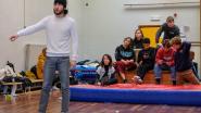 """Leerlingen brengen Grieks drama in een modern jasje: """"Er zit enorm veel talent in de Brusselse scholen"""""""