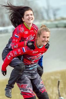 BMX-topper krijgt zusje als concurrent erbij