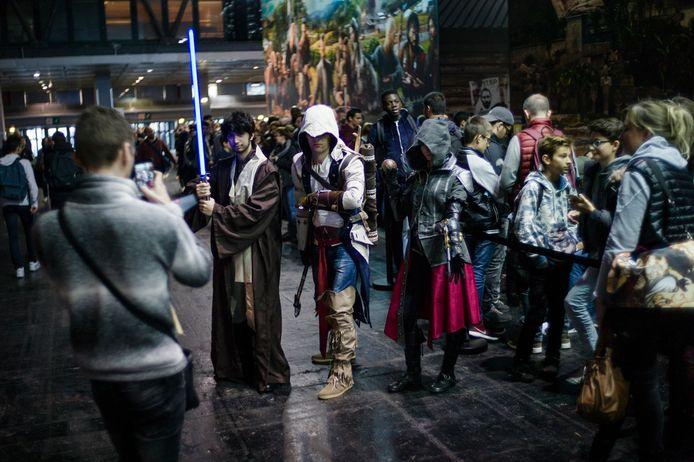 Netflix werkt samen met Ubisoft aan een tv-serie die bij de Assassin's Creed-gamereeks hoort.