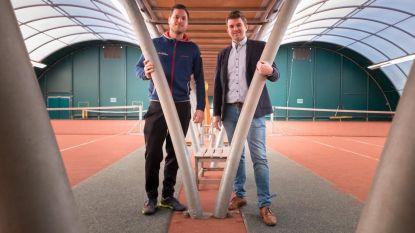 Clubs richten samen Tennis Mechelen op