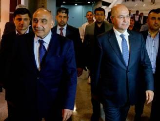 Koerdische Barham Saleh verkozen tot president van Irak, Mahdi regeringsleider