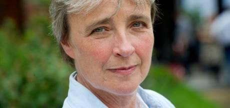 Claire Polak vertelt in Harderwijk over haar man met Alzheimer