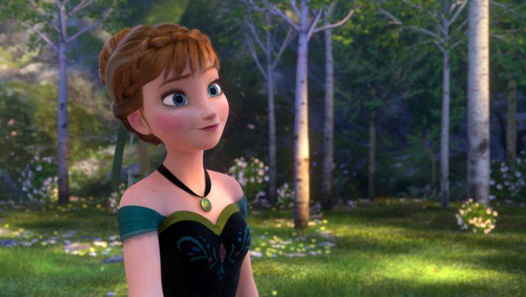 Anna in Frozen. Beeld ap