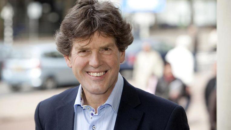 Gemeentesecretaris Arjan van Gils werd aangenomen voor de grote reorganisatie, of dat hem erg geliefd maakte onder zijn personeel valt te betwijfelen. Beeld Archief