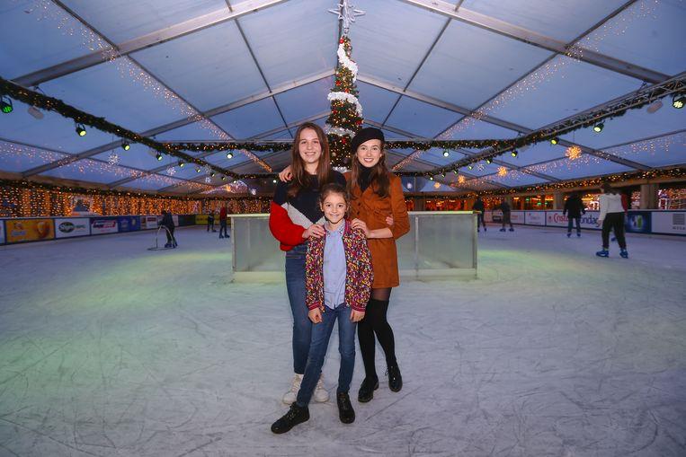 Lela, Stella en Arjen zijn de drie enige Limburgse zangtalenten in La Bohème van Music Hall.