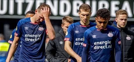 PSV presteerde na de winterstop zwak, maar het seizoen als geheel was niet slecht