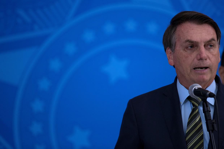 Jair Bolsonaro. Beeld EPA