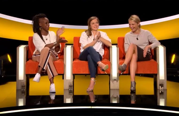 Hoe drie vrouwen strijden om de titel slimste mens ter wereld voor 1 dag tv showbizz hln - Tv standaard huis ter wereld ...