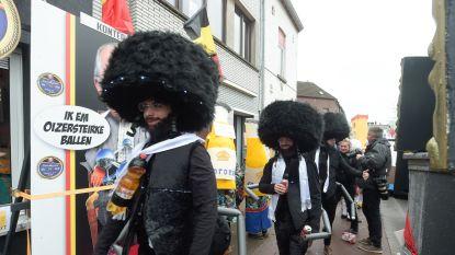 KIJK LIVE. Stoet van Aalst Carnaval van start, eerste joodse kostuums al gespot