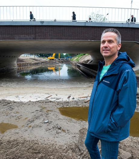Nog twee maanden: dan stroomt er water door de Catharijnesingel en kan iedereen een rondje varen door de binnenstad