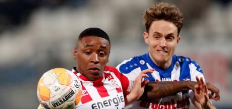 LIVE   Onrustig PSV zoekt naar ritme na snelle goal Heerenveen