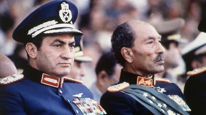 Egypte neemt afscheid van 'farao' Hosni Moebarak (91)