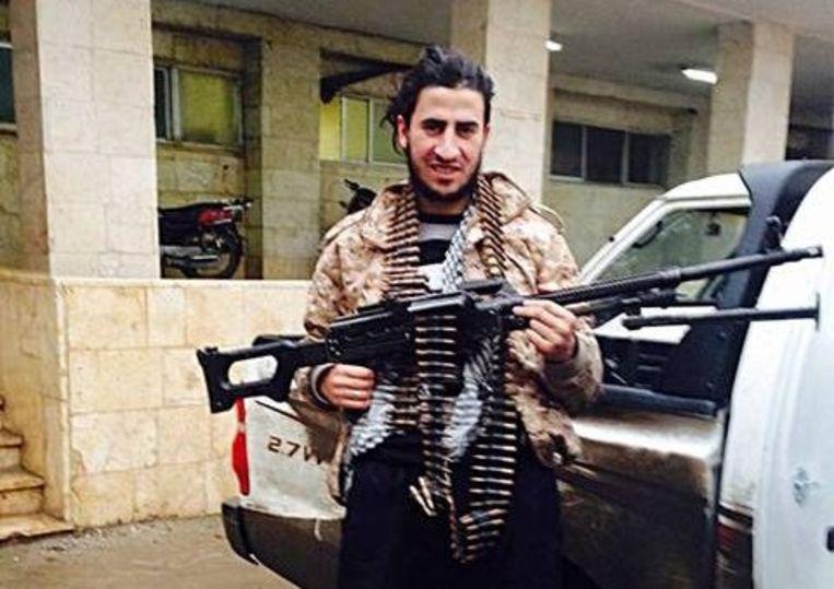 De veroordeelde Soraya Et-Talaie was getrouwd met deze Vlaamse Syriëstrijder Faissal Oussaih. Hij is ondertussen omgekomen.