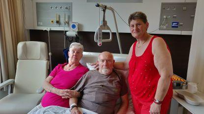 Lift al vier weken defect en dan maakt Georges (82) val: naar spoed, maar eerst vanop derde verdieping 45 treden naar beneden langs smalle wenteltrap